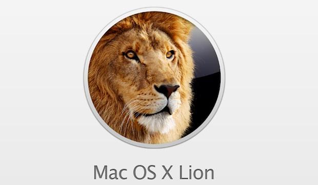 Установка Lion