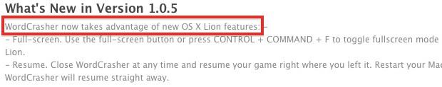 Готовые приложения для Lion в Mac App Store