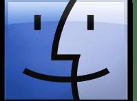 Значок Finder в Mac OS X