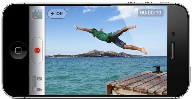 Следующий макет iPhone (5?) С большим дисплеем