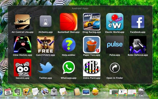 Запускайте приложения Android в Mac OS X с помощью BlueStacks