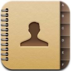 резервное копирование контактов iPhone