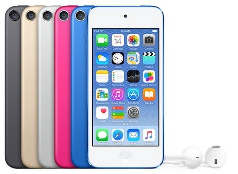 iPod Touch 6-го поколения