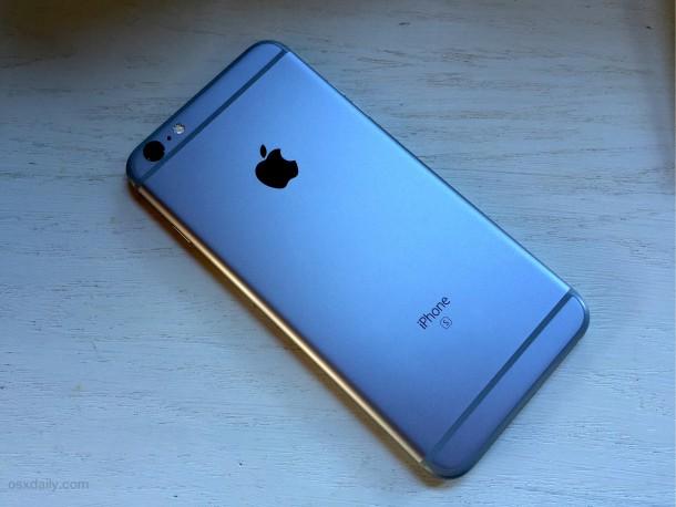 IPhone 6s Plus - крепкое печенье, способное выдерживать контакт с водой и разумные капли.