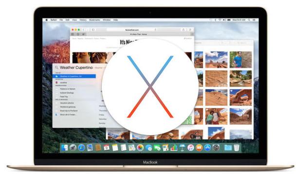 OS X El Capitan теперь доступна для загрузки