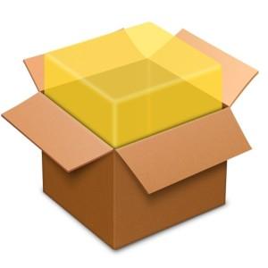 пакет-файл-Mac