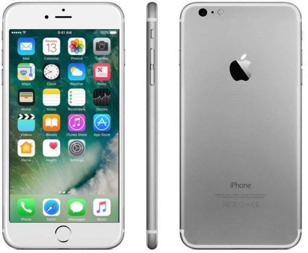 Макет iPhone 7