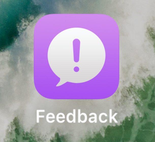 Сообщить об ошибках в iOS 10