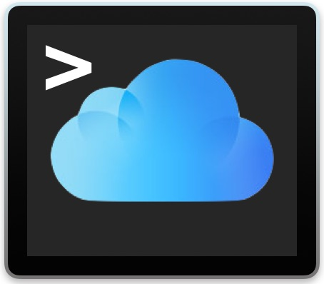 Access iCloud Drive from Terminal in Mac OS