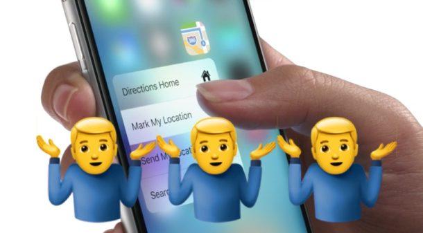 3D Touch не работает на iPhone и как устранить или устранить проблему