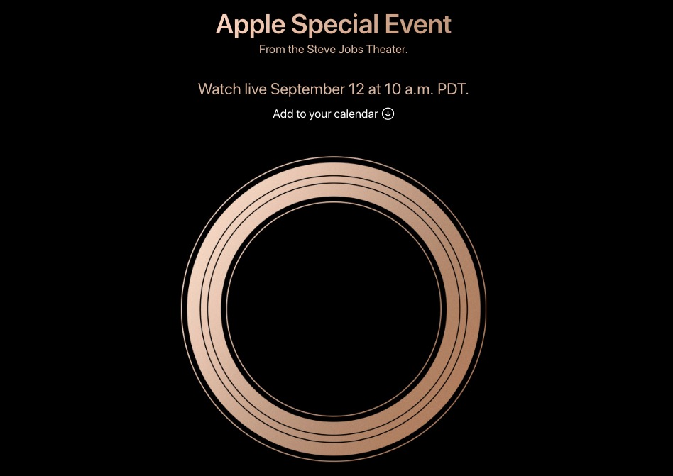 """Apple unveiled the new family of smartphones alongside the apple watch 7, ipad and ipad mini at the """"california streaming"""" event on 14th. Apple Event Set For September 12 Osxdaily"""