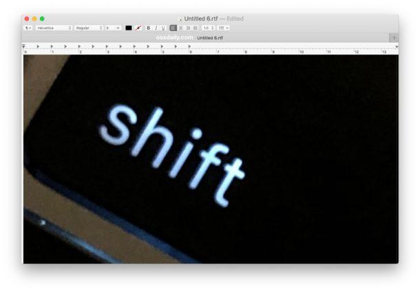 Фотография камеры Continuity, сделанная с iPhone, появляется на Mac