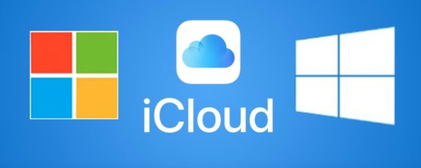 Setup and install iCloud for Windows