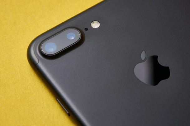 Как включить светодиодные уведомления о вспышке на iPhone