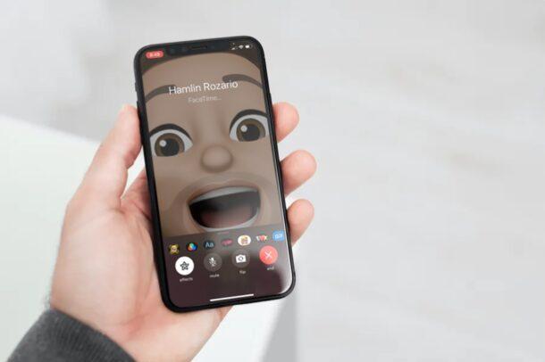 Как записывать звонки FaceTime на iPhone и iPad