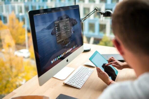 Как использовать голосовое выделение на Mac