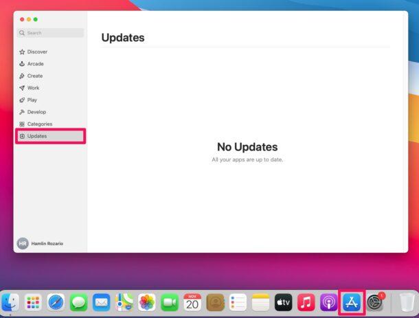 Устранение неполадок с замороженными приложениями Mac