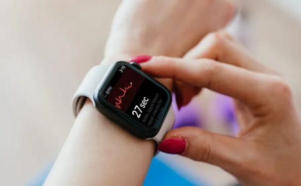 Как записать ЭКГ на Apple Watch