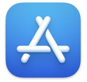 Значок Mac App Store