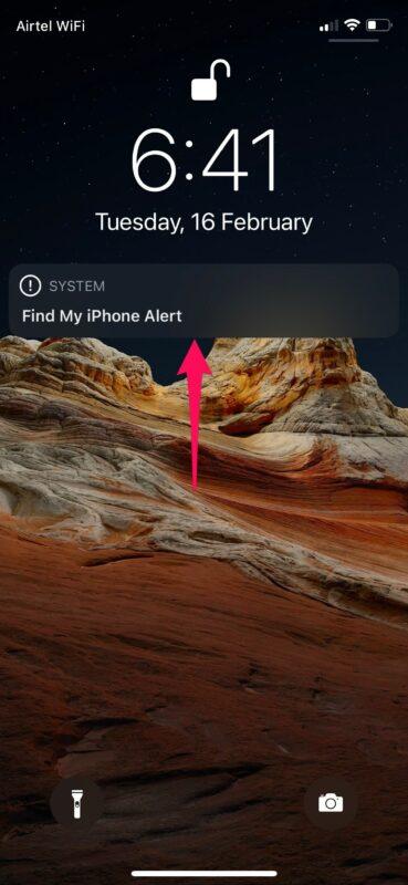 Как найти iPhone с HomePod