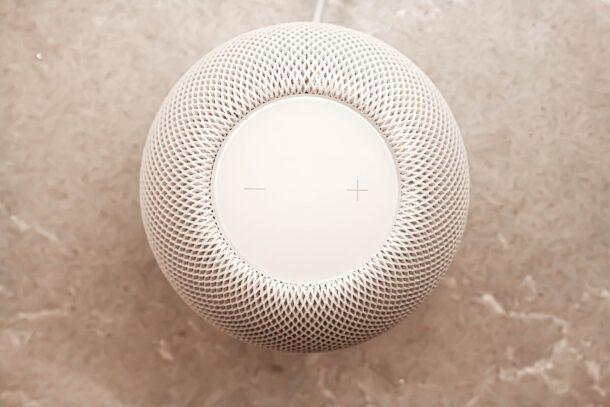 Как установить будильник с помощью HomePod
