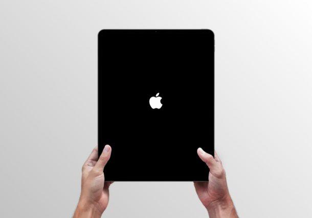 Как принудительно перезагрузить M1 iPad Pro