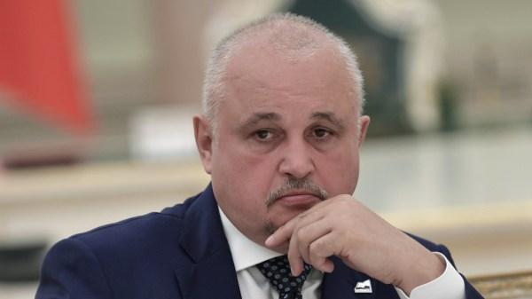 Губернатор Кузбасса и его жена заразились коронавирусом ...