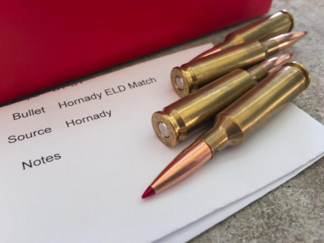 The newest Compass is chambered in 6.5mm Creedmoor.