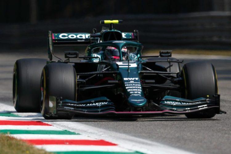 "F1 | GP Italia 2021, Gara, Vettel: ""La mia gara è finita al primo giro"" |  P300.it"