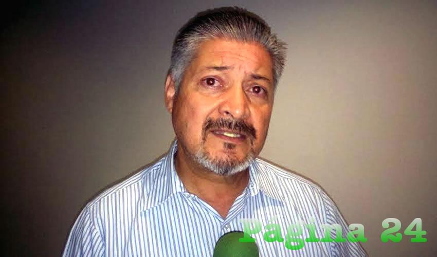 """Martín Jiménez Alatorre, maestro investigador de la UdeG, sentenció que """"si hay violaciones y son por cuestiones de derechos fundamentales puede nulificares todo lo que fue la investigación"""" que llevó a estos hombres a prisión/Foto: Rafael Hernández Guízar"""