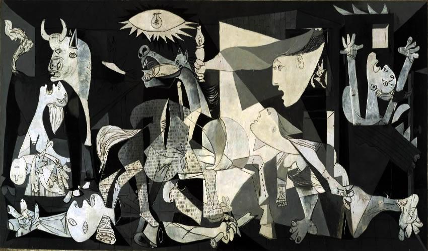 El Guernica, obra magna de Pablo Picasso