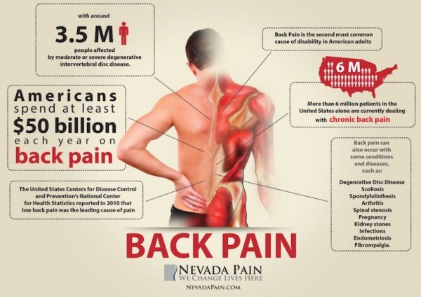 Chronic Pain Statistics | Learn More At PainDoctor.com