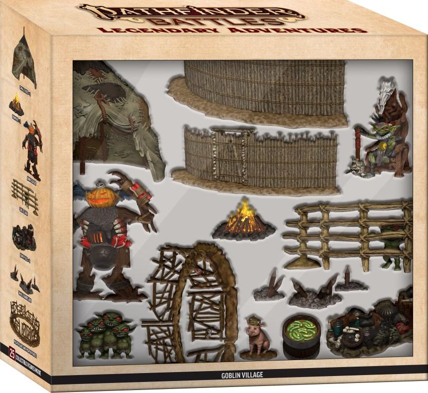 Image result for pathfinder goblin village