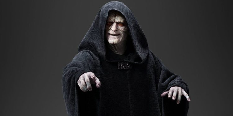 Palpatine at the beginning of his dictatorship gives a speech where he excludes the users of the lightsaber