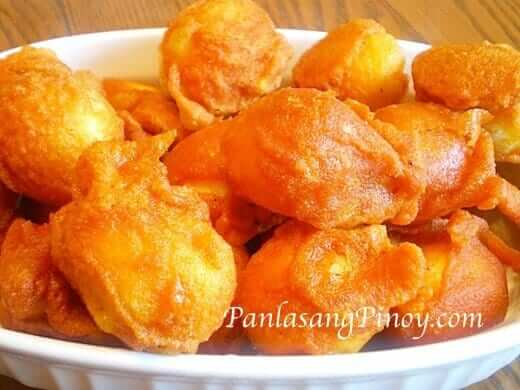 Kwek Kwek Egg Recipe