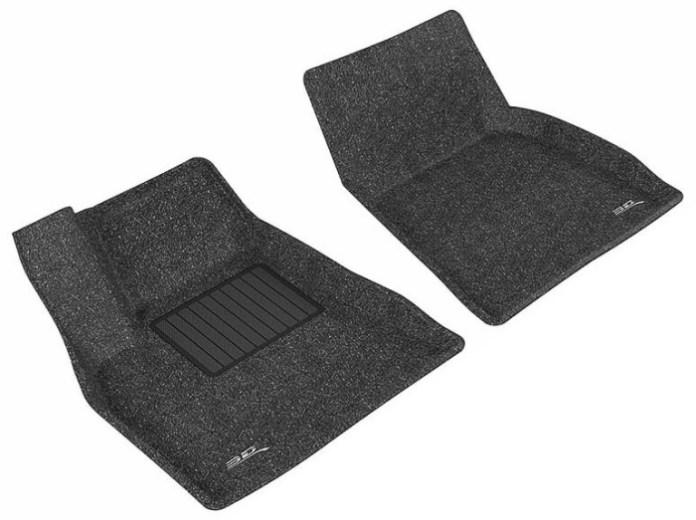 Tesla Model 3 Carpet Floor Mats 1 Brand November 2020