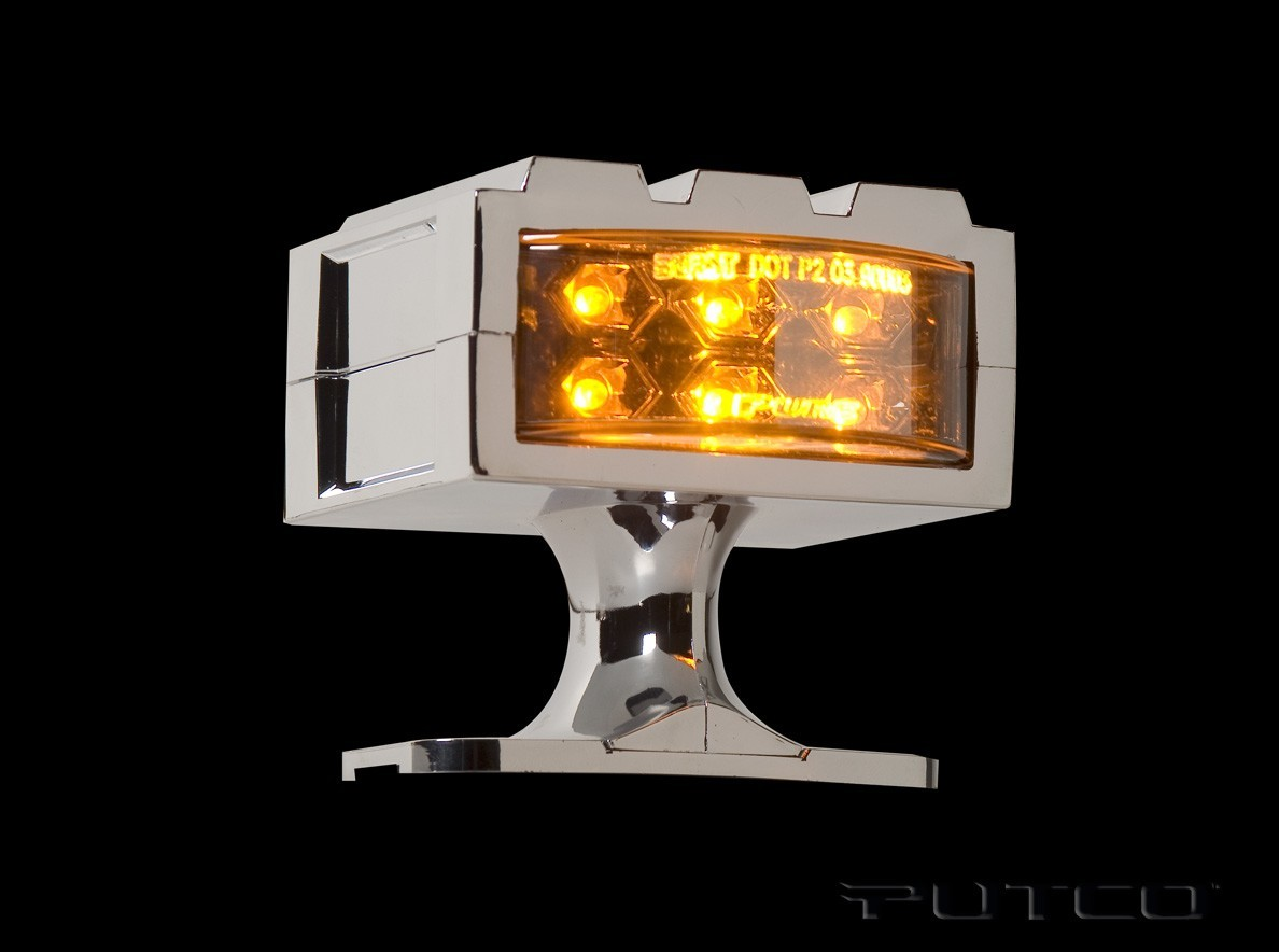 Putco Led Replacement Roof Lamps Fast Amp Free Shipping
