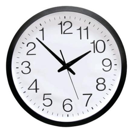 Baklänges Klocka