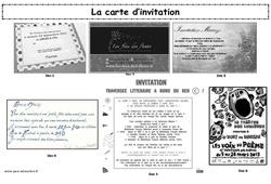 exercice textes informatifs