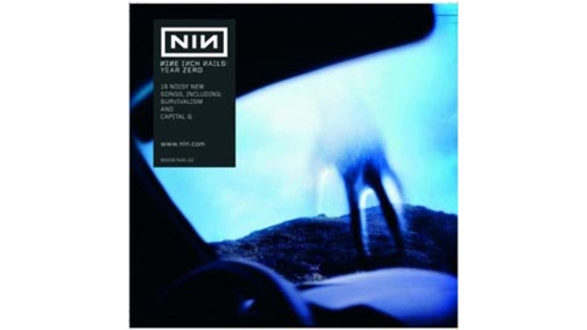 Nine Inch Nails Year Zero Music Reviews Nine Inch Nails Paste