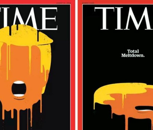 The 20 Best Magazine Covers Of The 2016 Presidential Election