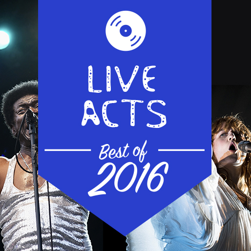 The 25 Best Live Acts of 2016