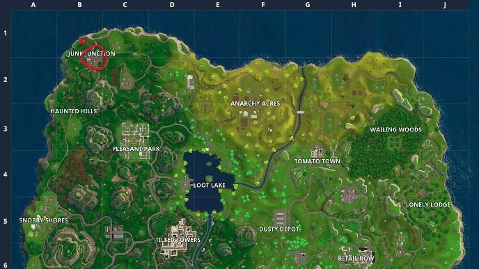 Fortnite Battle Royale Tips Landing Looting And Lasting Until The End Games Features