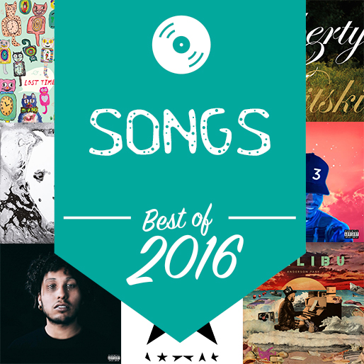 The 50 Best Songs of 2016
