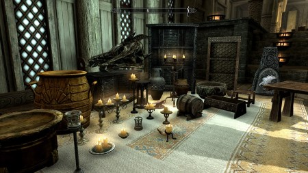 Imagenes De How To Decorate Your House On Skyrim