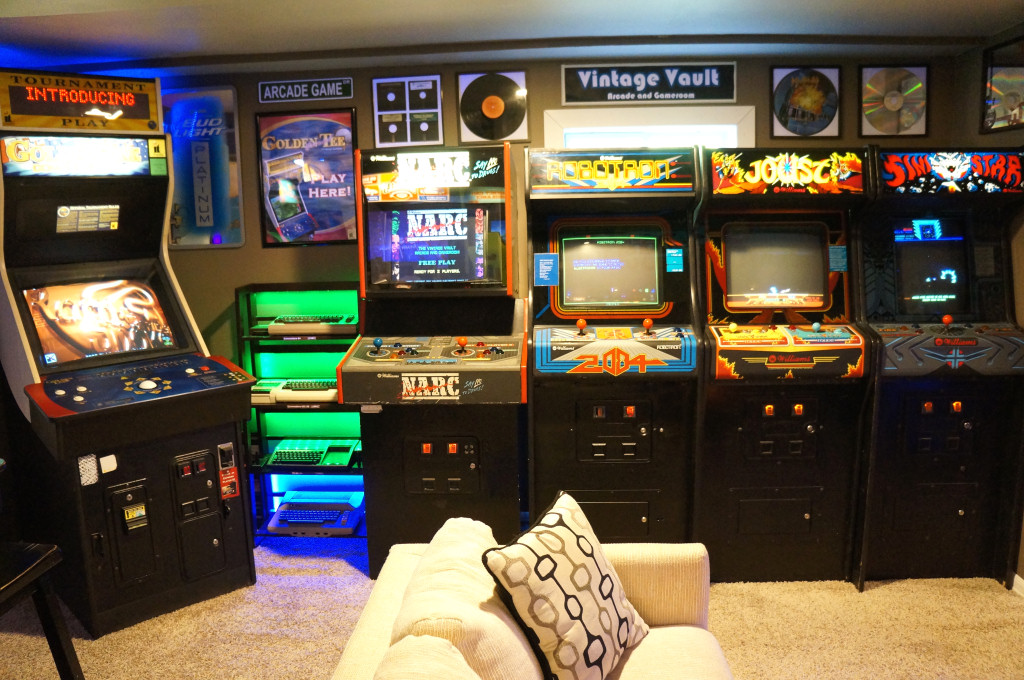 Fun group games for kids and adults are a great way to bring. Creating the Perfect Home Gameroom - Paste