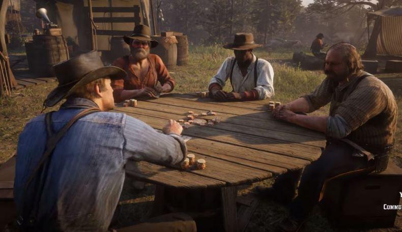 Image result for NEW RED DEAD REDEMPTION 2 GAME TRAILER.