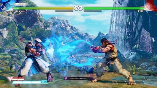Street Fighter V  Fighting Game Communion    Games    Reviews    Paste  i Street Fighter V  i  Review  Fighting Game Communion