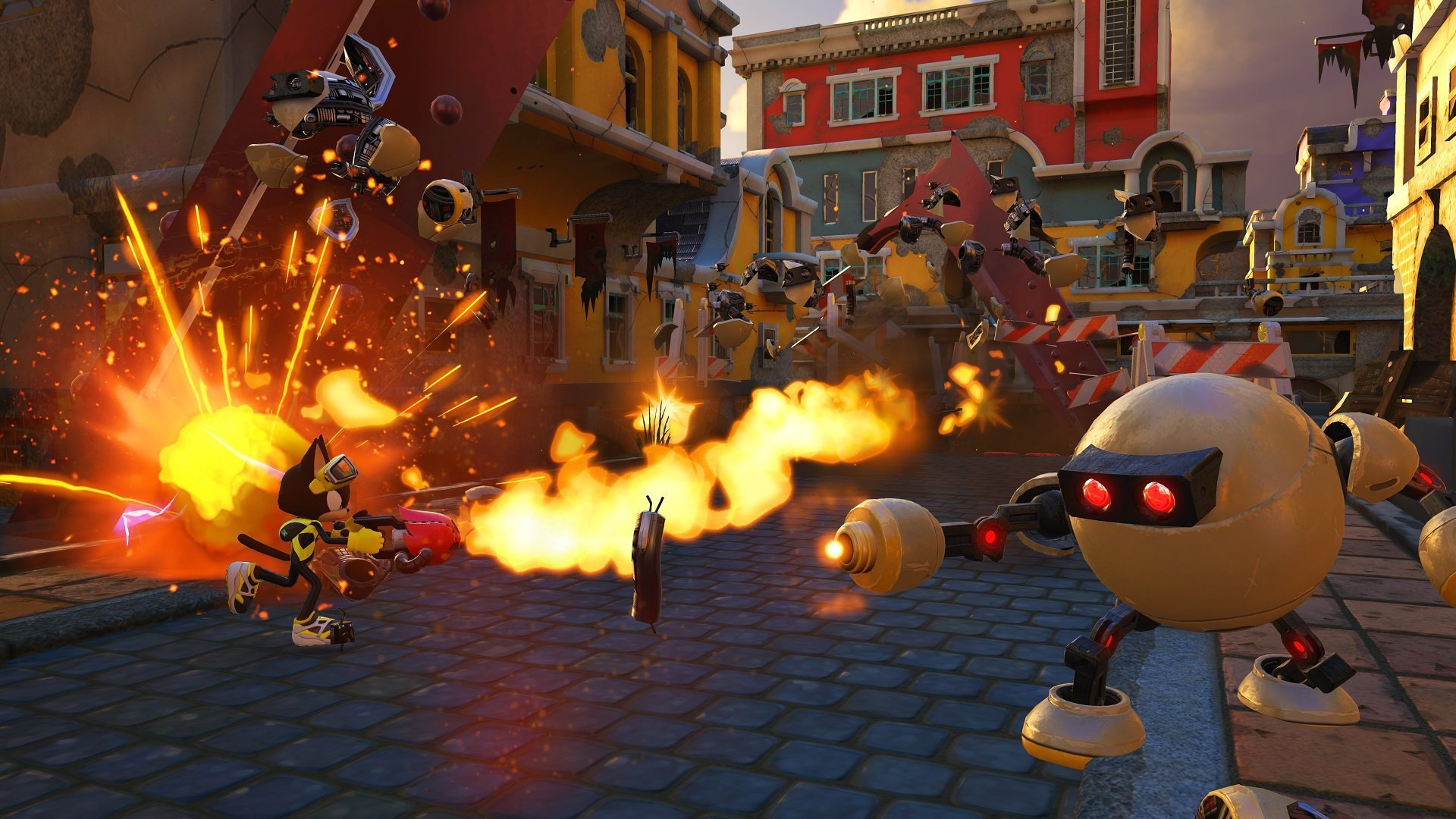 Image result for Sonic forces Silver 1920x1080