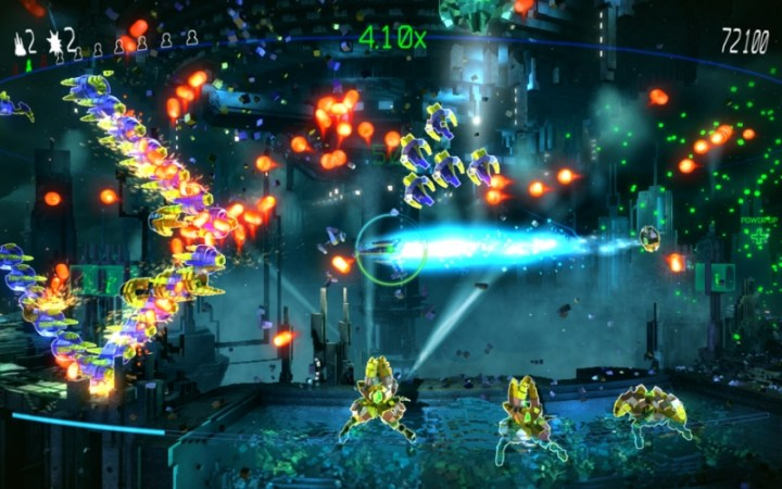 What to Play on the PlayStation 4    Games    Lists    Playstation 4     Resogun